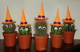 Кактус Halloween2