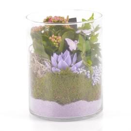 Флорариум высокая ваза