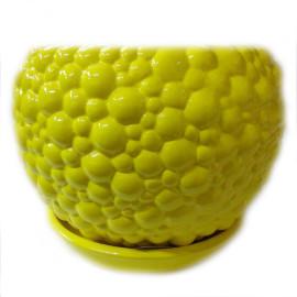 баббл желтый