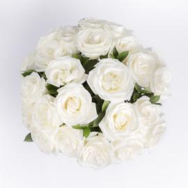 Букет Белых роз-