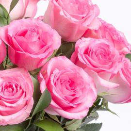 Букет Розовых роз-