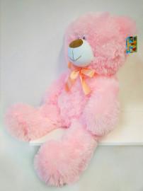 Розовый медвежонок_(80см)
